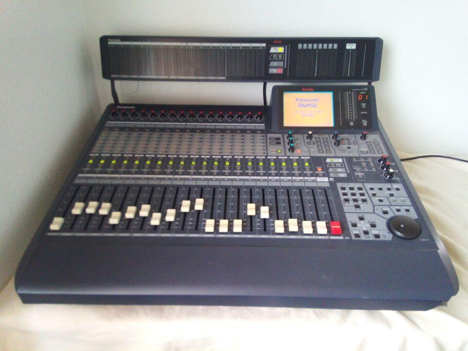 Digital Mixer, Panasonic Ramsa DA7