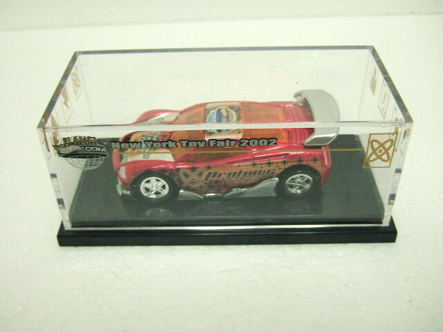 Hotwheels New York toyfair 2002 MS-t suzuka Prossoonic Energy