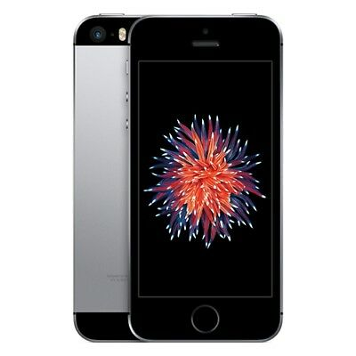 Apple iPhone SE 32GB space-grey iOS Smartphone Handy ohne Vertrag LTE/4G WOW!
