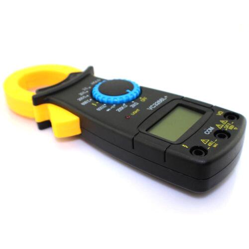 Elektro LCD Digital Clamp Multimeter Tester Meter AC DC Volt Strommesser