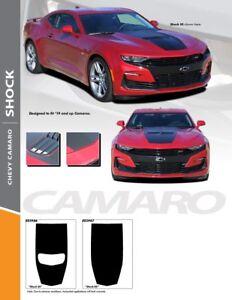 2019 Chevrolet Camaro Shock Stripes Kit