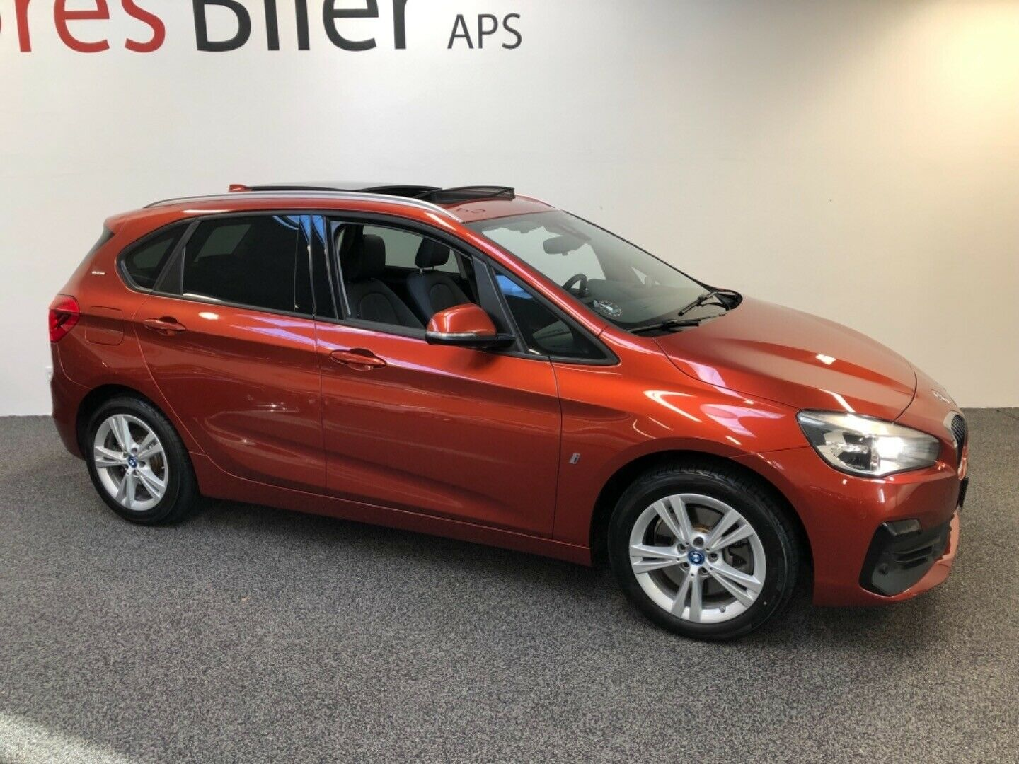 BMW 225xe 1,5 Active Tourer iPerformance aut 5d - 319.900 kr.