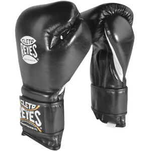 Cleto-Reyes-Hook-and-Loop-Leather-Training-Boxing-Gloves-Black