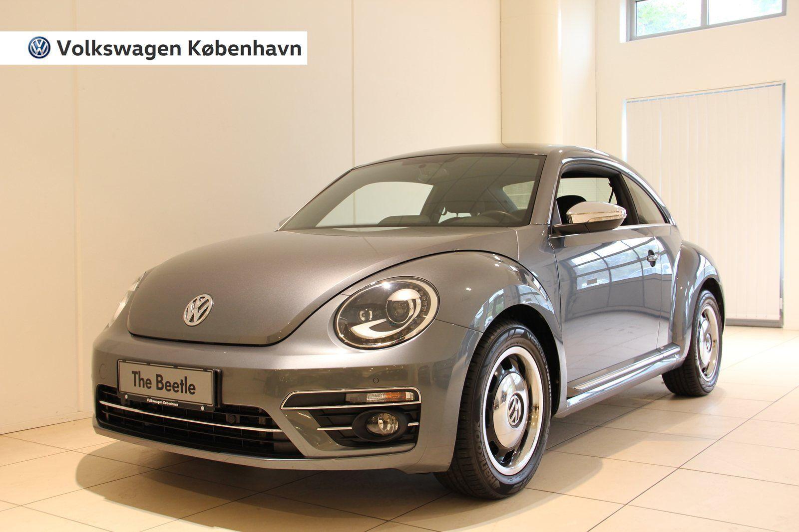 VW The Beetle 1,4 TSi 150 Life DSG 2d - 279.000 kr.