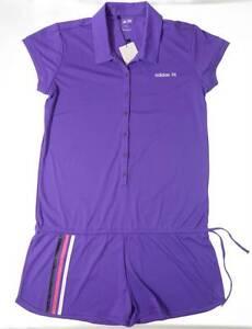 00f457d335e ADIDAS Golf Women s Romper size L Large Purple Performance 12 14