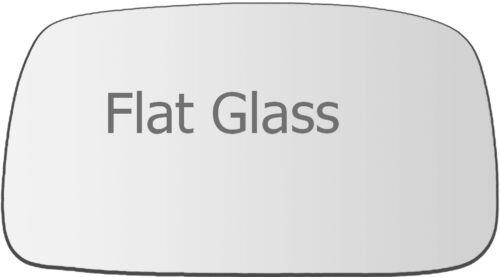 Wing Mirror Glass For Toyota CAMRY EUR 1992-1996 Left Passenger Side
