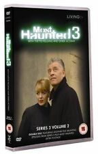 MOST HAUNTED SERIES 3 VOLUME 2 2 DISC BOX SET  LIVING TV UK REGION 2 DVD L NEW