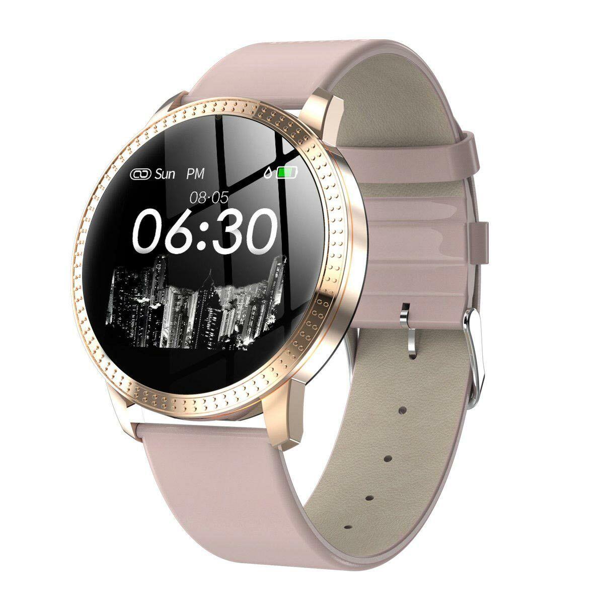 Smart Watch Fitness Tracker Heart Rate Blood Pressure Waterproof Tempered Mirror 2