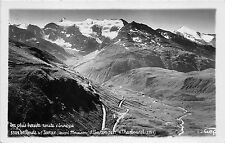 BR16688 Route del Iseran Albaron et Charbonnel   france