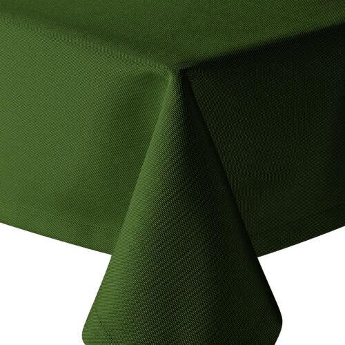 Gartentischdecke Lotus Effekt Eckig 90x90 cm Farbe wählbar Tischdecke
