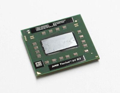 """CACHE 1.9GHz /""""GRADE A/"""" x2 512KBL2 V000101840 AMD TURION 64 X2 TL-58 PROC"""