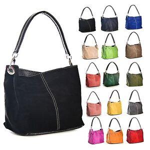 9fc97e422c10 Big Handbag Shop Womens Mini Real Suede Leather Single Strap Hobo ...