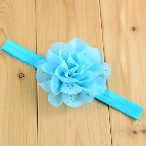Lot 1//5//10 PCS Kids Girl Baby Toddler Flower Headband Hair Band Accessories Gift