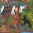 All Spirits Sing 0081227274825 by Joanne Shenandoah CD