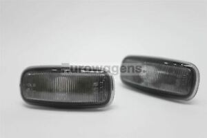 Audi-Tt-98-05-Fume-Clignotants-Repeteur-Paire-Set-Conducteur-Passager