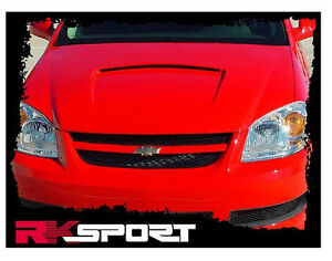 Image Is Loading 2005 2010 Chevy Cobalt Functional Ram Air Hood
