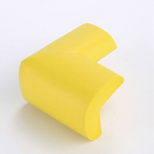2Pcs Sponge Soft Desk Corner Protective Pads Table Edge Guard Safety Mat Tool
