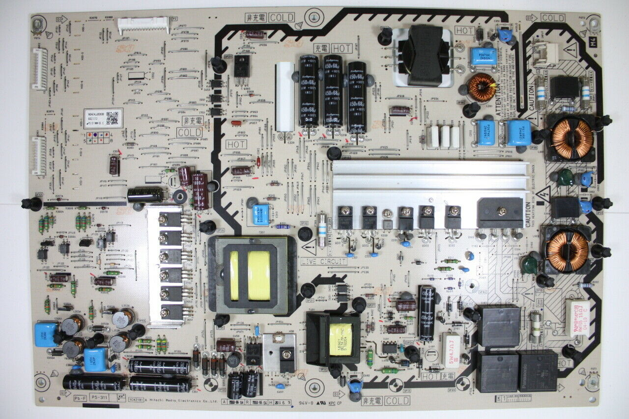 MPF2941 Power Supply TC-42LS24 TC-L42U22 Panasonic N0AE4GK00003