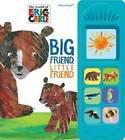 Big Friend, Little Friend by Eric Carle (Hardback, 2013)