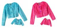 Size 4 Matching American Girl Doll Clothes Outfit Dollie & Me Sweater And Jacket