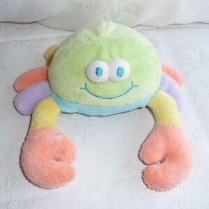 Doudou Crabe Jollybaby