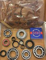 Bk156a Bearing Kit Fits Isuzu Pup 4spd Msg-4et 1981-86 & Luv 1981-82 4spd 4wd