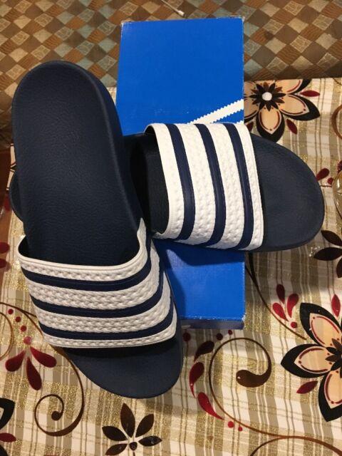 buy online 44f3a 947fb Brand New Official adidas Originals Adilette Sandal (G16220) Mens Size (8)