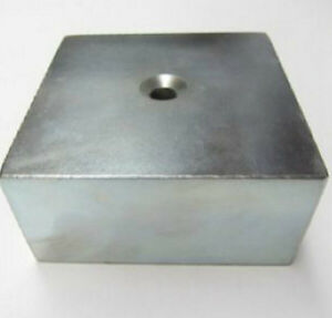 Super Strong Large Neodymium Block Magnet N52 100 x100 x 50 mm Rare Earth Magnet