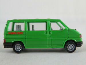 Wiking-29601-VW-T4-Caravelle-1990-1995-034-WIMO-BAU-034-1-87-H0-guter-Zustand
