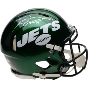 SAM-DARNOLD-Autographed-New-York-J-E-T-S-Speed-Authentic-Helmet-FANATICS