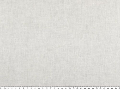 weiß 150cm uni Baumwoll-Popeline