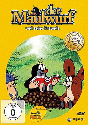 DVD * DER MAULWURF UND SEINE FREUNDE u.v.a. Geschichten