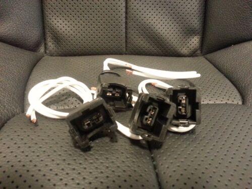 COROLLA GTS 4age injector plug wire AE86 LEVIN TRUENO 16V AE92 AE82