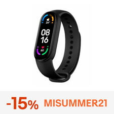 "Xiaomi Mi Band 6 Smart Bracelet 1.56""AMOLED Screen Fitness Tracker Bluetooth 5.0"