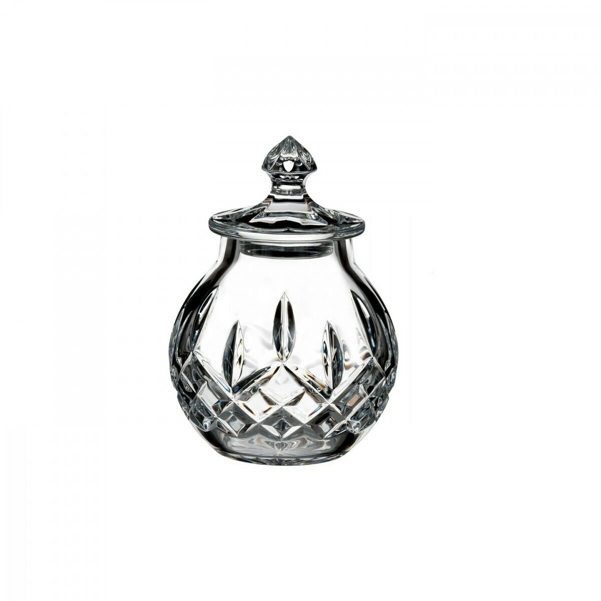 Waterford Lismore Small Coverot Jar New   40025988 40025988 40025988 Discontinued e912aa