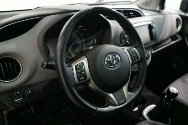 Toyota Yaris 1,3 VVT-i T2 Komfort - billede 4