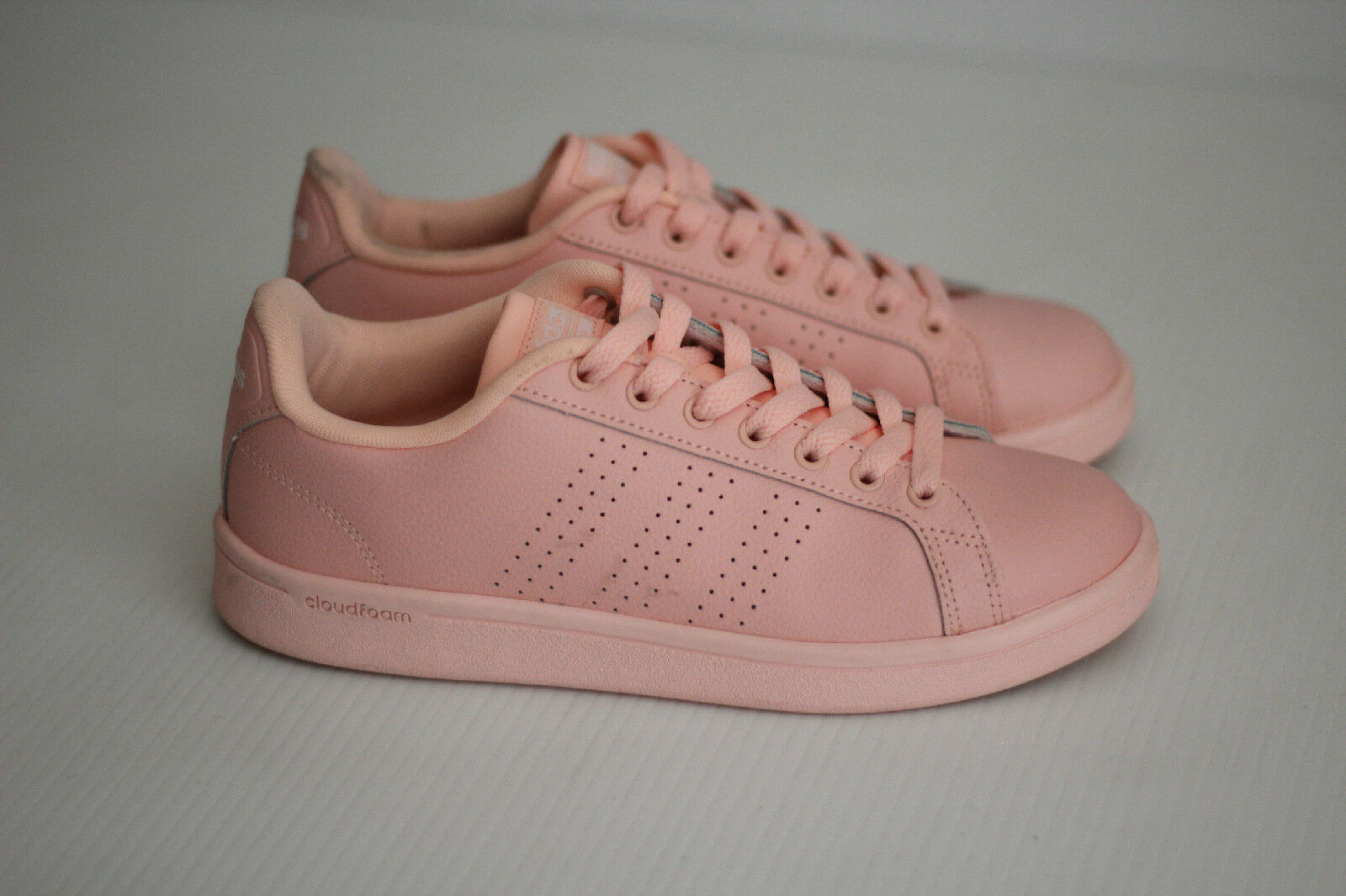 Adidas NEO Cloudfoam Advantage Clean Fashion Sneaker … - Gem