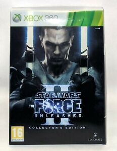 STAR-Wars-Forza-Unleashed-II-COLLECTOR-039-S-EDITION-Microsoft-Xbox-360
