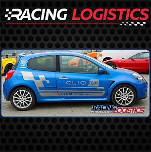 renault clio sport rs mk3 clio cup door stickers stripes vinyl 1 2 1 4 1 6 2 0 ebay. Black Bedroom Furniture Sets. Home Design Ideas