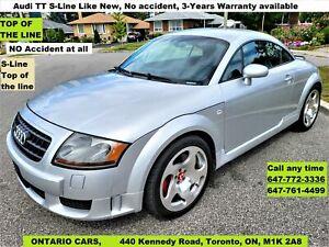 2005 Audi TT 2 Cpa Qutattro D.S. Auto