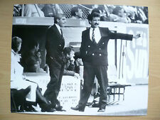 Org Press Photo- Graeme Souness,Scottish Premier Leg 1988- Aberdeen v Ranger
