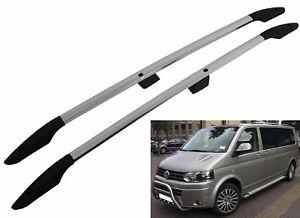 dachreling roofrails aluminium vw transporter caravelle. Black Bedroom Furniture Sets. Home Design Ideas