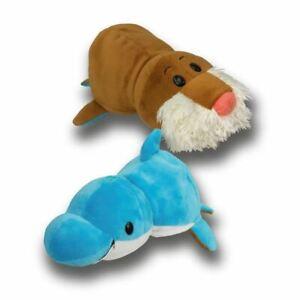 Details about FlipaZoo World ~ Dolphin Walrus Flip & Switch ~ 8
