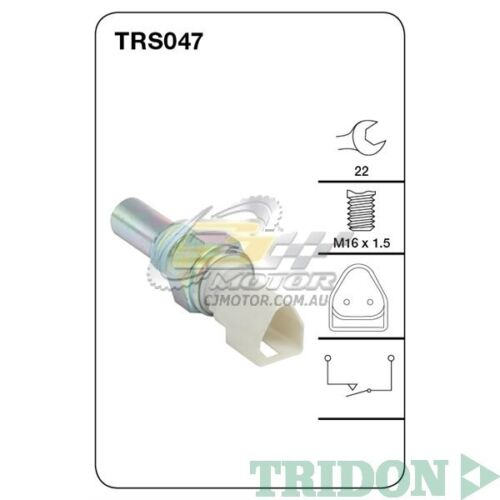 TRIDON REVERSE LIGHT SWITCH FOR Ford Focus 09//02-04//05 1.8L TRS047 2U