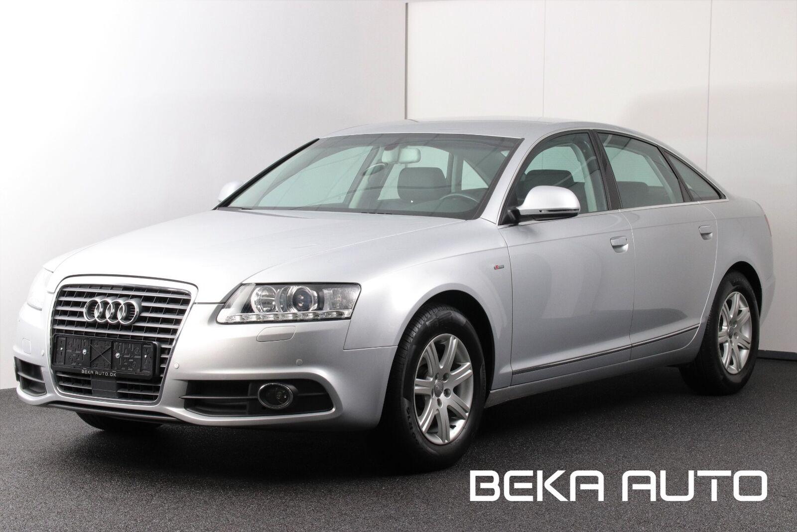 Audi A6 2,8 FSi 190 Multitr. 4d - 199.800 kr.