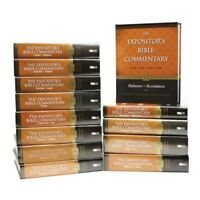 Expositor's Bible Commentary - Old & Test. - In Box - 13 Vol - Free Ship