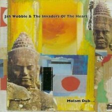 Molam Dub by Jah Wobble's Invaders of the Heart (CD, Aug-2003, 30 Hertz Records)