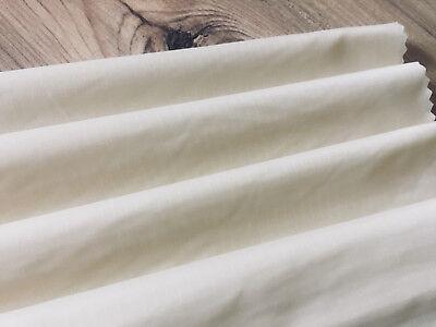 Noir Ripstop Spinnaker Tissu Cerf-Volant Marine Matériel Résistant 150cm Large