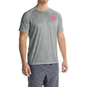242917c8 NWTS~ MEN'S UNDER ARMOUR TECH SCOPE PRINTED HEAT GEAR T-SHIRT. LOOSE ...
