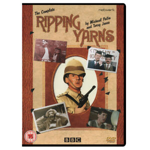 The-Complete-Ripping-Yarns-1976-1979-DVD-Michael-Palin-New-Sealed